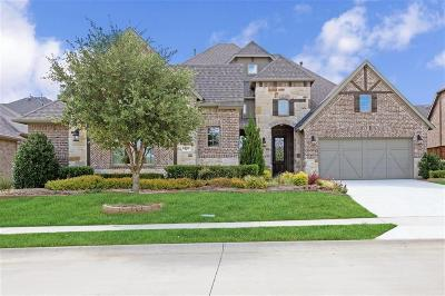 Little Elm Single Family Home For Sale: 9804 Grouse Ridge