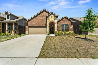 Frisco Single Family Home Active Contingent: 15516 Leadenhall Street