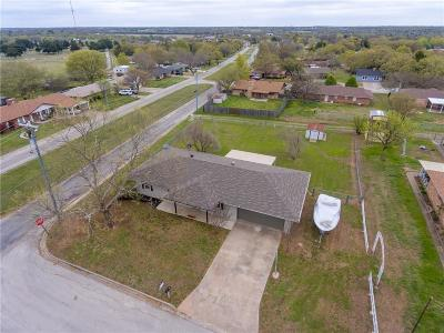 Montague County Single Family Home Active Option Contract: 1301 Austin Street