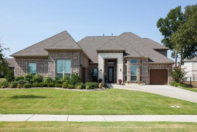 Flower Mound Single Family Home For Sale: 6632 Via Italia Drive