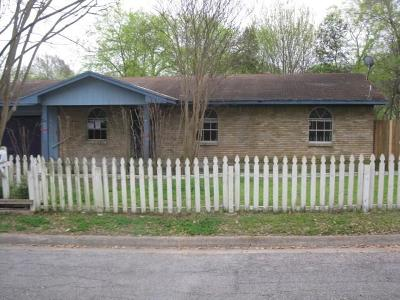 Kaufman Single Family Home For Sale: 106 Silver Trail