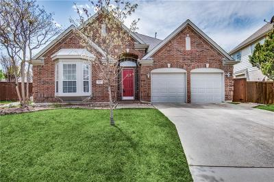 Irving Single Family Home For Sale: 10309 Waters Court