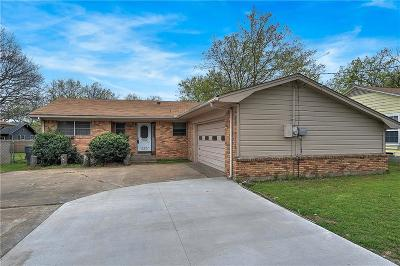 Sherman Single Family Home Active Option Contract: 308 W Texas