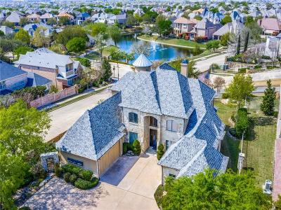 Denton County Single Family Home For Sale: 4804 Normandy Drive
