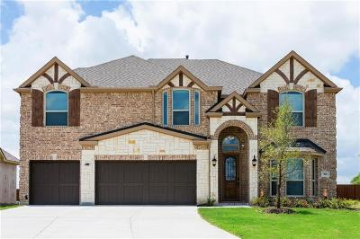 Forney Single Family Home For Sale: 961 Little Gull Drive