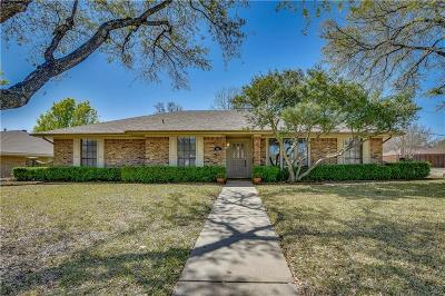 Single Family Home For Sale: 2017 Los Rios Boulevard