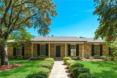 Plano Single Family Home For Sale: 5006 Latham Drive