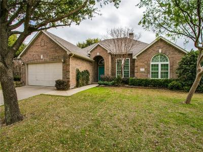 Flower Mound Single Family Home Active Contingent: 1413 Old Oak Trail