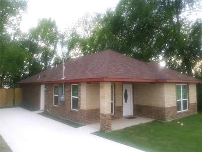 Waxahachie Single Family Home For Sale: 810 Dr Martin Luther King Jr Boulevard