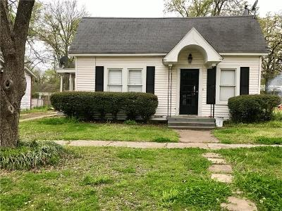 Grand Saline Single Family Home Active Option Contract: 615 N Green Street