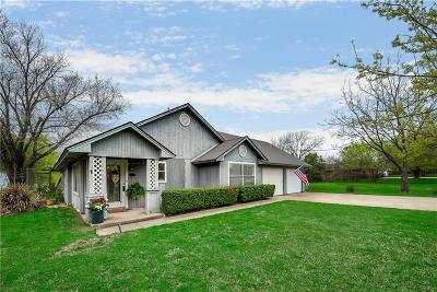 North Richland Hills Single Family Home Active Option Contract: 6709 Hewitt Street