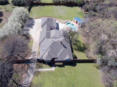 Southlake Single Family Home Active Option Contract: 2702 N Carroll Avenue
