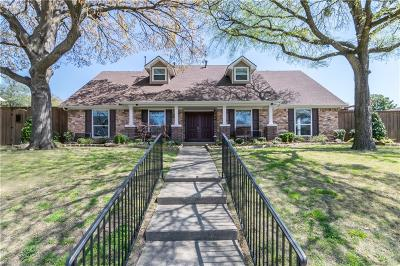 Plano Single Family Home For Sale: 2804 Canyon Valley Trail