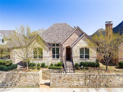 Lewisville Single Family Home For Sale: 409 Adventurous Shield Drive