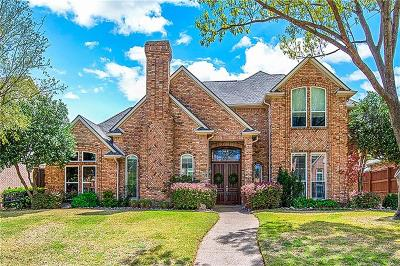 Plano Single Family Home Active Option Contract: 5912 Broadmeade Drive