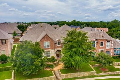 Mckinney Single Family Home For Sale: 4317 Blue Quail Drive