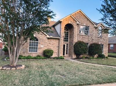 Rockwall Single Family Home For Sale: 972 Dogwood Lane