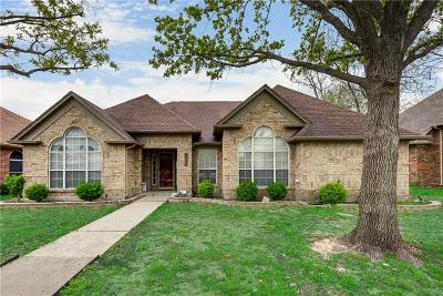 Mesquite Single Family Home For Sale: 1221 Woodthorpe Drive