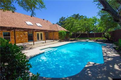 Plano Single Family Home For Sale: 1924 Deerfield Drive