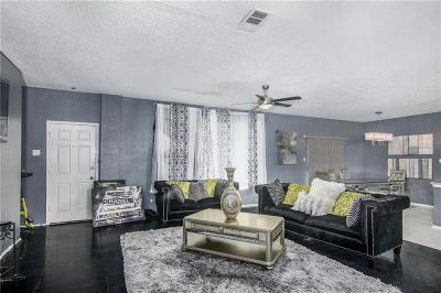 Mesquite Single Family Home For Sale: 3332 Pecan Crossing