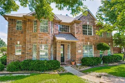 Plano Single Family Home For Sale: 9812 Capilano Drive