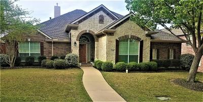 Rockwall Single Family Home For Sale: 1430 Gold Coast Drive