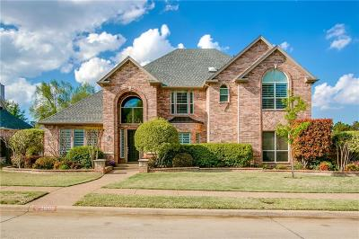 Colleyville Single Family Home Active Option Contract: 2006 Reynolds Drive