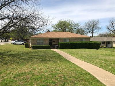 Farmers Branch Single Family Home Active Option Contract: 2865 Valwood Circle