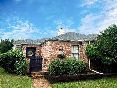 Dallas Single Family Home Active Option Contract: 3635 Bryan Street