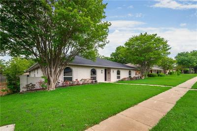Garland Single Family Home For Sale: 1809 Clear Point Drive