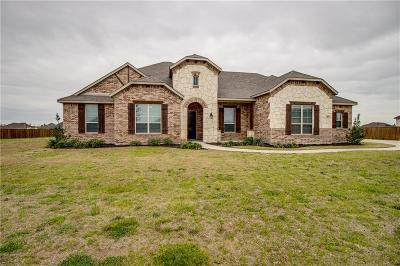 Waxahachie Single Family Home For Sale: 205 Everest Lane