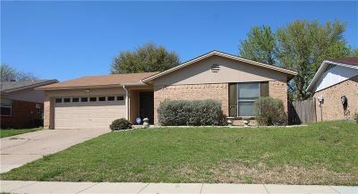 Watauga Single Family Home For Sale: 6441 Starnes Road