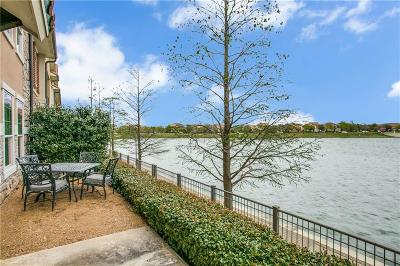 Irving Townhouse Active Option Contract: 6736 Marbella #28