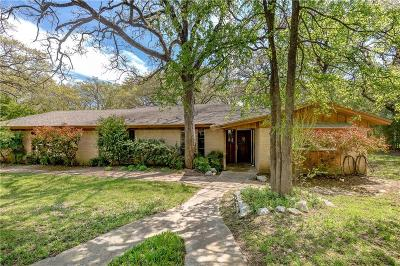 Keller Single Family Home Active Option Contract: 1101 Shady Lane N
