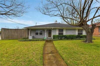 Single Family Home For Sale: 10674 Lakemere Drive