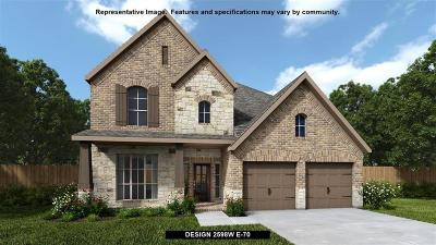 Forney Single Family Home For Sale: 860 Knoxbridge Road
