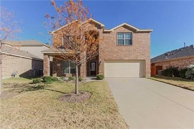 Melissa Single Family Home For Sale: 3802 Spring Run Lane