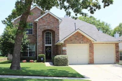 Corinth Single Family Home For Sale: 1510 Shadow Crest Drive