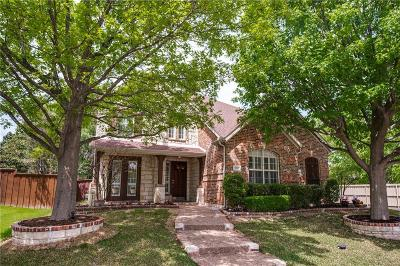 Mckinney Single Family Home Active Option Contract: 900 Niblick Court