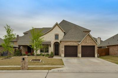 Waxahachie Single Family Home For Sale: 328 Western Sky Lane