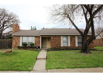 Coppell Residential Lease For Lease: 204 Timber Ridge Lane