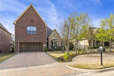 North Richland Hills Single Family Home For Sale: 8424 Town Walk Drive
