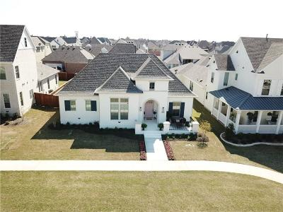 Frisco Single Family Home For Sale: 3861 Washburne Drive
