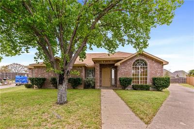Sachse Single Family Home For Sale: 3417 Ty Circle