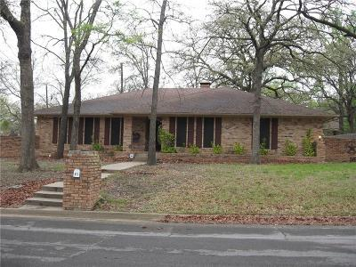 Denison Single Family Home Active Option Contract: 611 Queens Road