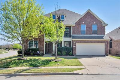 Fort Worth Single Family Home For Sale: 4048 Penny Royal Drive