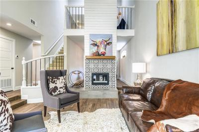 Townhouse Active Option Contract: 12244 Center Court Drive