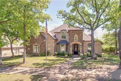 Trophy Club TX Single Family Home For Sale: $600,000