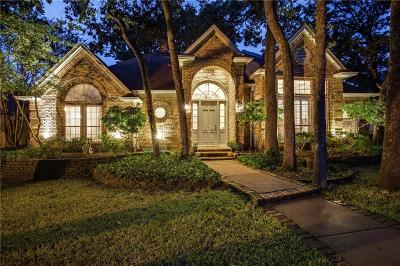 Coppell Single Family Home For Sale: 217 E Bethel Road