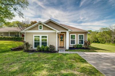 Waxahachie Single Family Home Active Contingent